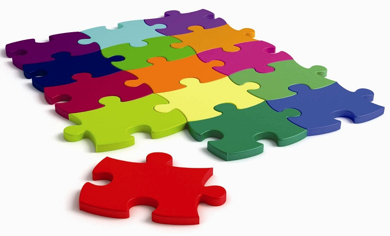 All the pieces together