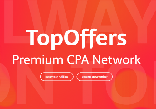 Promoting exclusive dating offers with TopOffers.Com